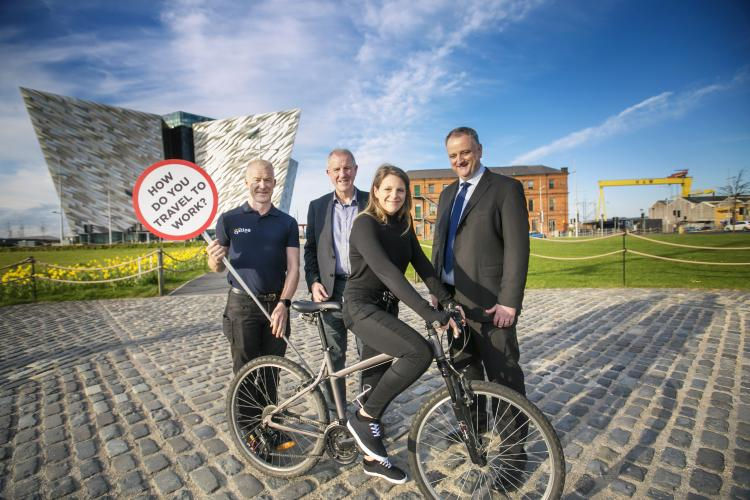 Cycle-friendly emplyer launch