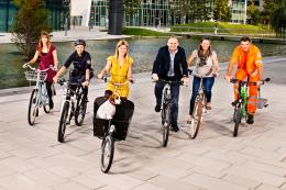 Participation in the Bike2Work campaign