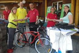 Internal Extension of the Bike to work campaign