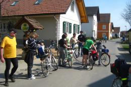 Cycling Tour in Summer